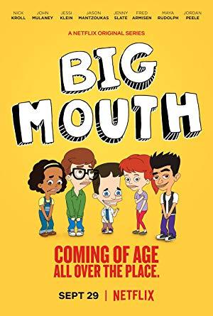 Big Mouth: Season 2