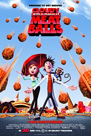 Cloudy With A Chance Of Meatballs (tv Series)