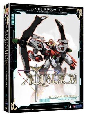 Aquarion (dub)
