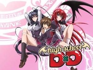 High School Dxd Born (dub)