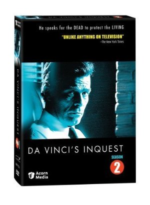 Da Vinci's Inquest: Season 1