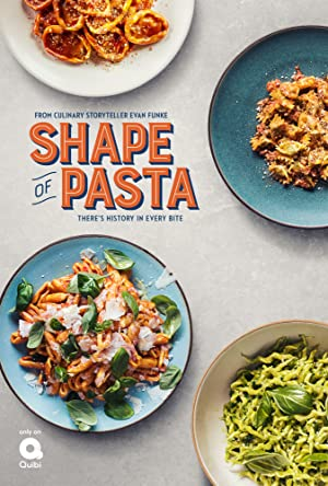 The Shape Of Pasta: Season 1