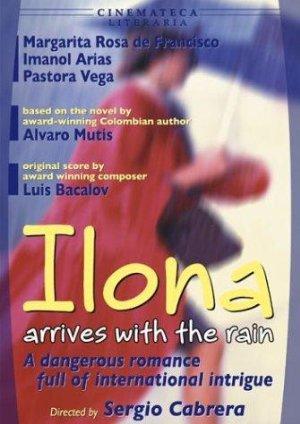 Ilona Llega Con La Lluvia