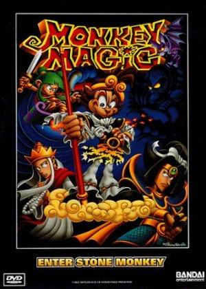 Monkey Magic (dub)
