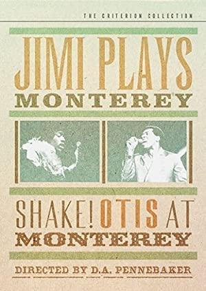Shake!: Otis At Monterey