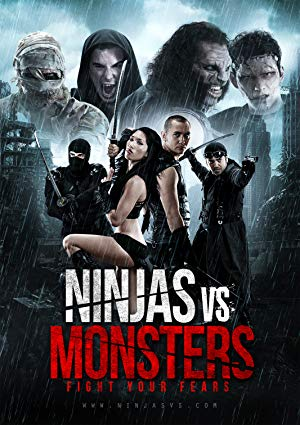 Ninjas Vs. Monsters 2012