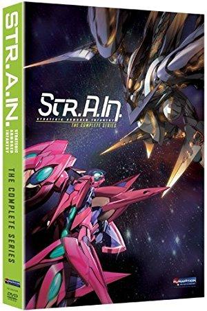 Strain: Strategic Armored Infantry (dub)
