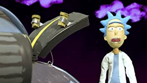 The Misadventures Of Rick And Morty