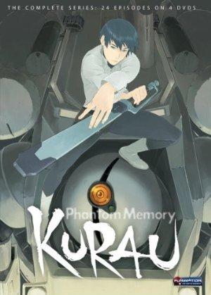 Kurau Phantom Memory (dub)