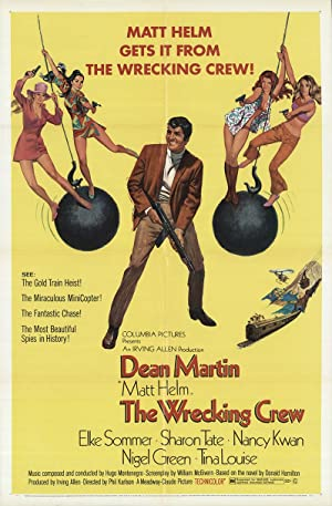 The Wrecking Crew 1968
