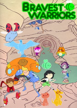 Bravest Warriors Season 4