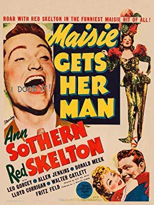 Maisie Gets Her Man