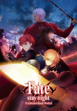 Fate/stay Night: Unlimited Blade Works (tv) 2nd Season (dub)