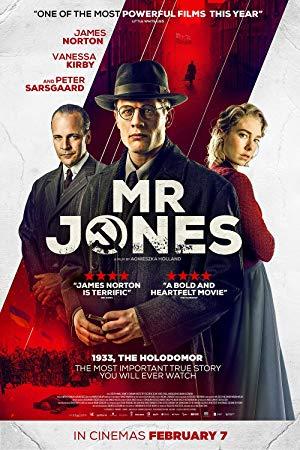 Mr. Jones 2019