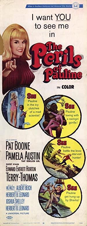 The Perils Of Pauline 1969