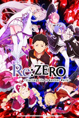 Re Zero: Starting Life In Another World: Season 2 (dub)