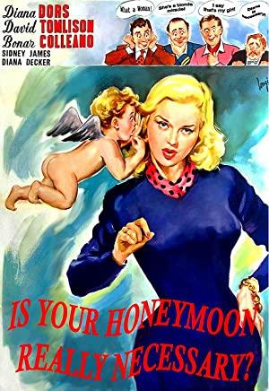 Is Your Honeymoon Really Necessary