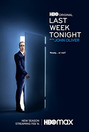 Last Week Tonight With John Oliver: Season 8