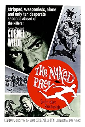 The Naked Prey 1966
