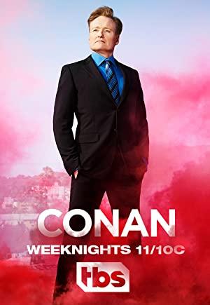 Conan: Season 2021