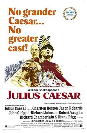 Julius Caesar 1970