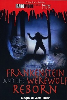 Frankenstein & The Werewolf Reborn!