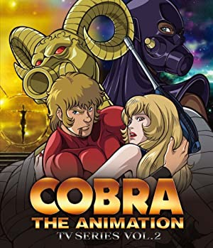 Cobra The Animation: Time Drive