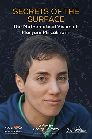 Secrets Of The Surface: The Mathematical Vision Of Maryam Mirzakhani