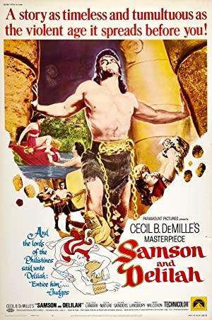 Samson And Delilah 1950