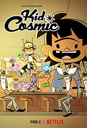 Kid Cosmic: Season 1