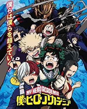 Boku No Hero Academia 4th Season (dub)