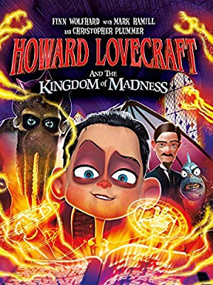 Howard Lovecraft And The Kingdom Of Madness