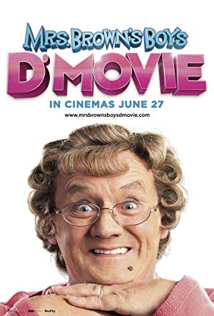 D' Mrs. Brown's Boys Movie