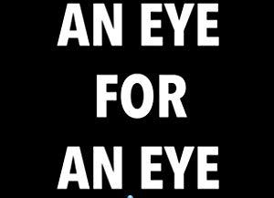 An Eye For An Eye 2018