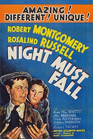 Night Must Fall 1937