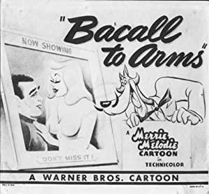 Bacall To Arms