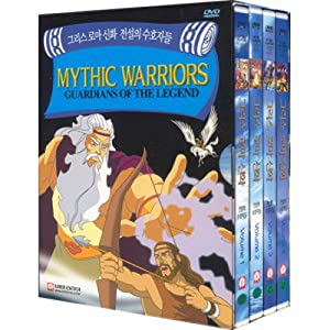 Mythic Warriors: Guardians Of The Legend: Season 2