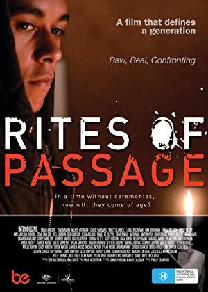 Rites Of Passage 2013