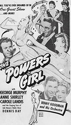 The Powers Girl