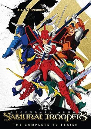 Ronin Warriors Gaiden (sub)
