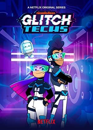 Glitch Techs: Season 2