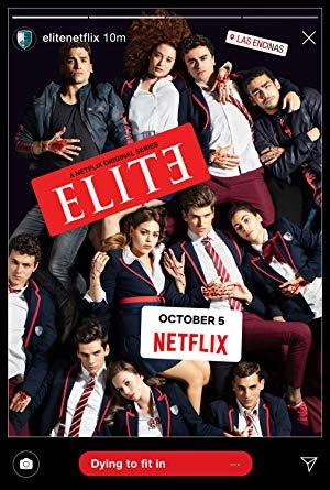 Elite: Season 2