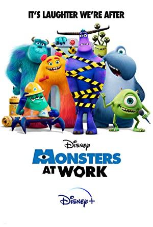 Monsters At Work: Season 1
