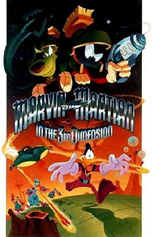 Marvin The Martian In The Third Dimension