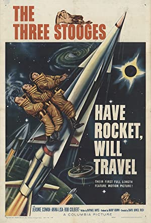 Have Rocket -- Will Travel