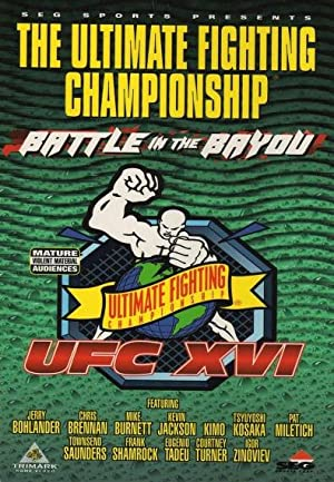 Ufc 16: Battle In The Bayou