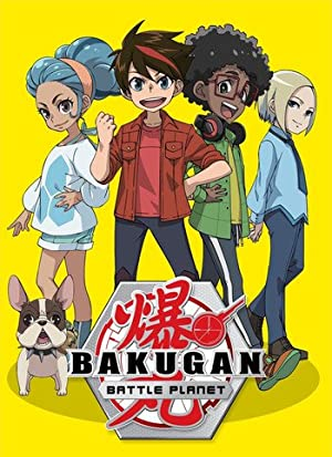 Bakugan: Battle Planet: Season 2