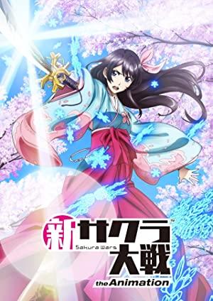 Shin Sakura: Taisen The Animation