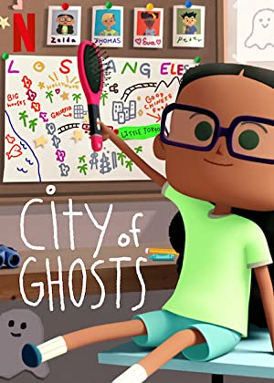 City Of Ghosts 2021