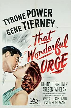 That Wonderful Urge